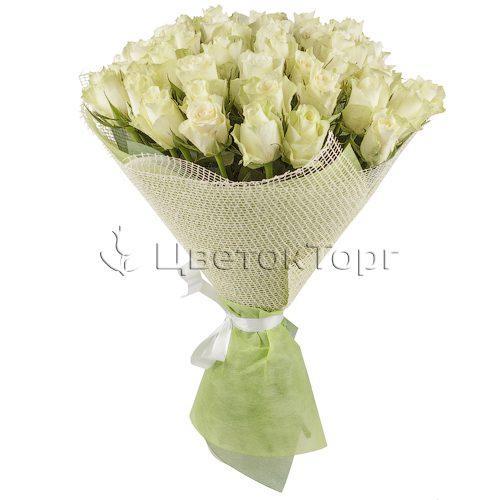 Букет из 51 Розы Акито